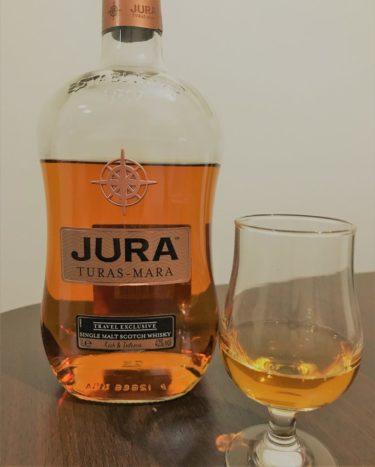 【テイスティングコメント】アイル・オブ・ジュラ トゥラス・マラ Isle of Jura Turas-mara