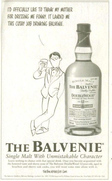 古典的で職人気質の作り方からモルトファンから絶大な人気を誇る バルヴェニー The Balvenie蒸留所