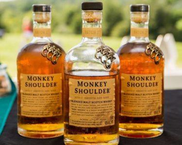 """3つのシングルモルトをブレンドした""""トリプルモルトウイスキー""""『モンキーショルダー Monkey Shoulder』!!"""
