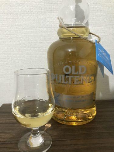 オールドプルトニー ノスヘッド Old Pluteney Noss Head Lighthhouse 【テイスティング】スコッチシングルモルト ハイランド